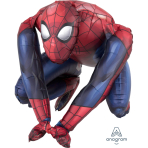 "Spider-Man AirWalker Foil Balloons 36""/91cm w x 36""/91cm h P93 - 5 PC"