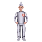 Wizard of Oz Tin Man Costume - Age 10-12 Years - 1 PC