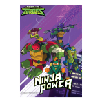 Rise of the Teenage Mutant Ninja Turtles Loot Bags - 6 PKG/8