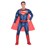 Superman Costume - Size Medium - 1 PC