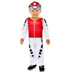 Paw Patrol Marshall Costume - Age 2-3 Years - 1 PC