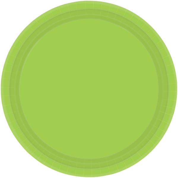 Kiwi Green Paper Plates 22.8cm - 12 PKG/8  sc 1 st  Amscan International & Kiwi Green Paper Plates 22.8cm - 12 PKG/8 : Amscan International