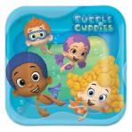 Bubble Guppies Paper Plates 23cm - 6 PKG/8