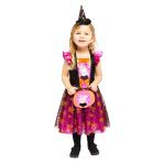 Peppa Pig Witch Dress - 12-24 Months - 1 PC