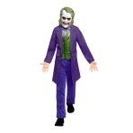 Joker Movie Costume - Age 8-10 Years - 1 PC