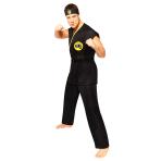 Cobra Kai Gi Costume - Standard Size - 1 PC