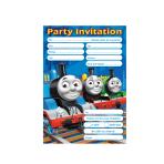 Thomas & Friends Invitations & Envelopes - 6 PKG/20