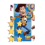 Disney Toy Story Party Games - 6 PKG