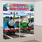 Thomas & Friends Scene Setters Add-On 1.65m x 85cm - 12 PKG/5