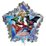 Justice League SuperShape XL Foil Balloons P38 - 5PC