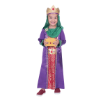 King Costume - Age 7-8 Years - 1 PC