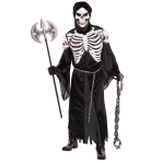 Adults Crypt Keeper Ghoul Costume - Size Standard - 1 PC