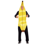 Adults Going Bananas Costume - Size Standard - 1 PC