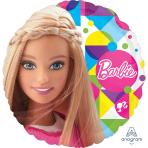 Barbie Sparkle Standard Foil Balloons - S60 5 PC