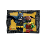 LEGO Batman Junior Shape Foil Balloon S60 - 5 PC