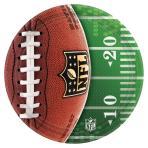 NFL Paper Plates 23cm - 6 PKG/8
