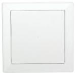 Barware Mini Square Appetiser Plates 12.7cm - 12 PKG/10