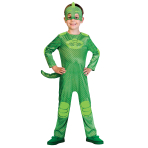PJ Masks Gekko Costume - Age 7-8 Years - 1 PC