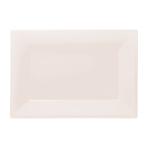 Vanilla Creme Serving Platters 33cm x 23cm - 6 PKG/3
