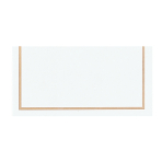 Classic Gold Placecards 8.9cm - 12 PKG/50