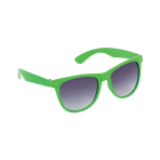 Fun Shades Nerd Green Tinted - 6 PKG