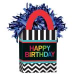 Celebration Birthday Tote Balloon Weights 156g - 12 PC