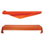 Orange Peel Plastic Table Roll 1m x 30.5m 1 Roll