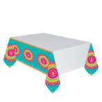 Diwali Plastic Tablecovers 1.37m x 2.59m - 6 PC