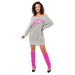 Flashdance Costume - Size 14-16 - 1 PC