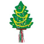 Christmas Tree Pull Pinatas 48.2cm x 15.2cm x 33.6cm - 4 PC