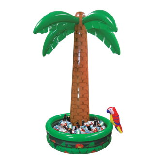 Jumbo Palm Tree Inflatable Drinks Coolers 1.82m - 3 PC