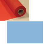 Powder Blue Table Roll     - 1m x 30.5m 1 Roll