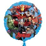 Avengers Standard Foil Balloon - S60 5 PC                                       C