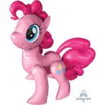 "My Little Pony AirWalkers Pinkie Pie Foil Balloons 45""/114cm w x 47""/119cm h - P93 5 PC"