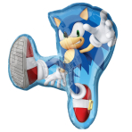 Sonic the Hedgehog SuperShape Foil Balloons - 5 PC