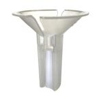 """Mini Cup for 16""""/41cm White Stick - 1 PC"""