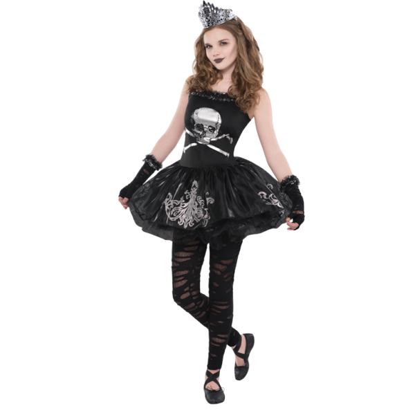 teens zomberina zombie costume age years 1 pc