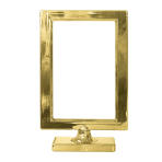 Gold Premium Customisable Table Frame - 18 PC