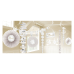 Confirmation Dove Decoration Kits - 6 PKG/18