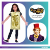 Golden Ticket Tabard - Age 8-12 Years - 1 PC