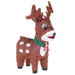 Reindeer Pinatas 48cmx 15cm x 38cm - 4 PC