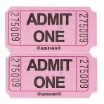 Ticket Rolls - 40 PKG