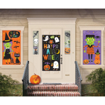 Hallo-Ween Friends Mega Value Decoration Kits - 3 PKG/33