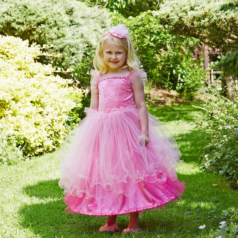 Pink Sweetheart Princess with Tiara - Age 3-5 Years - 1 PC : Amscan ...