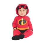 Incredibles Jack Jack Romper - Age 6-9 Months - 1 PC
