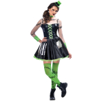 Freaky Frankie Costume - Size 8-10 - 1 PC