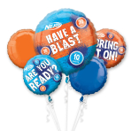 NERF Foil Balloon Bouquets P75 - 3 PC