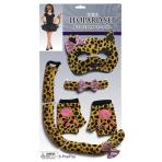 Children Leopard Set Costume Accessories - 3 PC