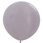 """Satin Solid Greige 479 Latex Balloons 36""""/91.5cm - 2 PC"""