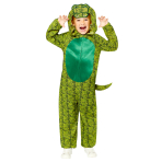 Crocodile Onesie - Age 6-8 Years - 1 PC